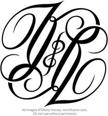 """K&R"" Ambigram"