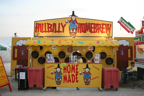 DuPage County Fair 2009 > Hillbilly Homebrew