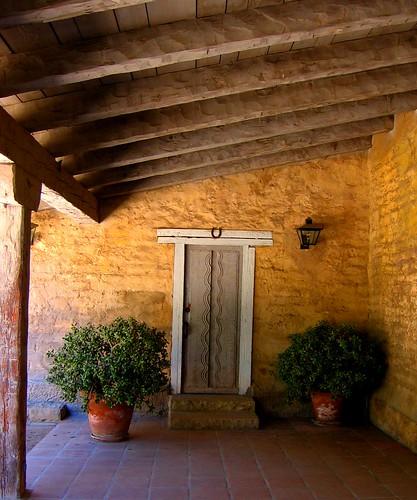 Casa Covarrubias Door