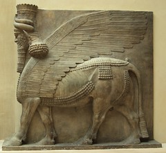 Assyrian door gaurd