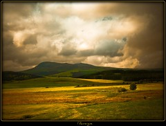l Auvergne - thanks for 1.000.654 visits (NPP-publik_oberberg) Tags: summer sun mountains tree art field clouds landscape frankreich creative oberberg auvergne theunforgettablepictures platinumheartaward bestcapturesaoi elitegalleryaoi rememberthatmomentlevel1