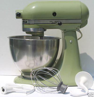 mint kitchenaid
