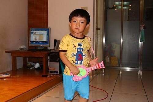 彥彥3歲生日0001