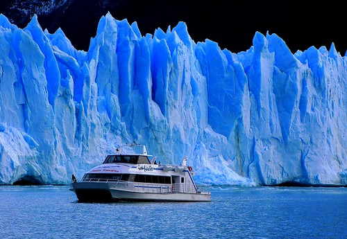 Cruising the Patagonian