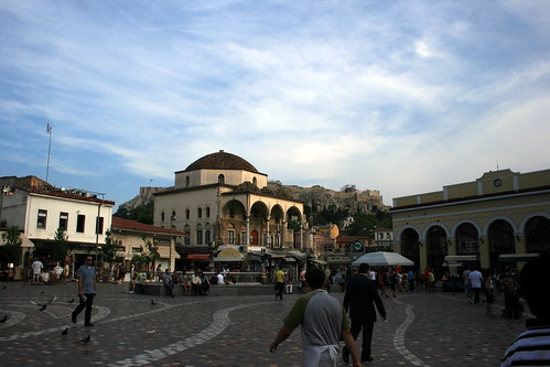 Monastiraki Square