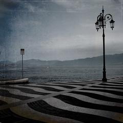 facing the sea (karin brigitta) Tags: italy book italia 5 memories gardalake lagodigarda lazise 500x500 memoriesbook winner500 artofimages themonalisasmile bestcapturesaoi