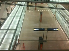 Sneak-Peek! Dulles Airport Train Station
