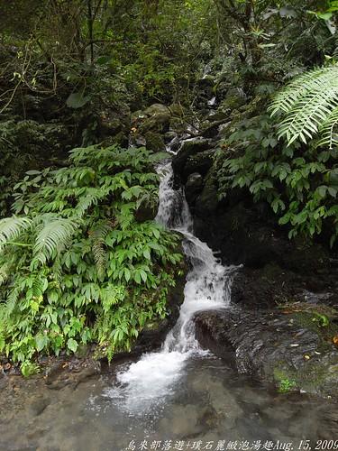 你拍攝的 24小池瀑布。