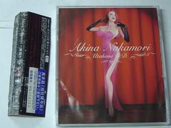 原裝絕版 2002年 12月4日 中森明菜 Akina Nakamori 歌姬 CD 原價 3059yen 3