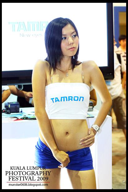 Tamron - #2 Ginny Gan.