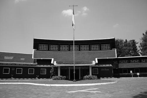 Balai Pertemuan Bumi Sangkuriang - Entrance