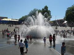 Seattle Center Fountain