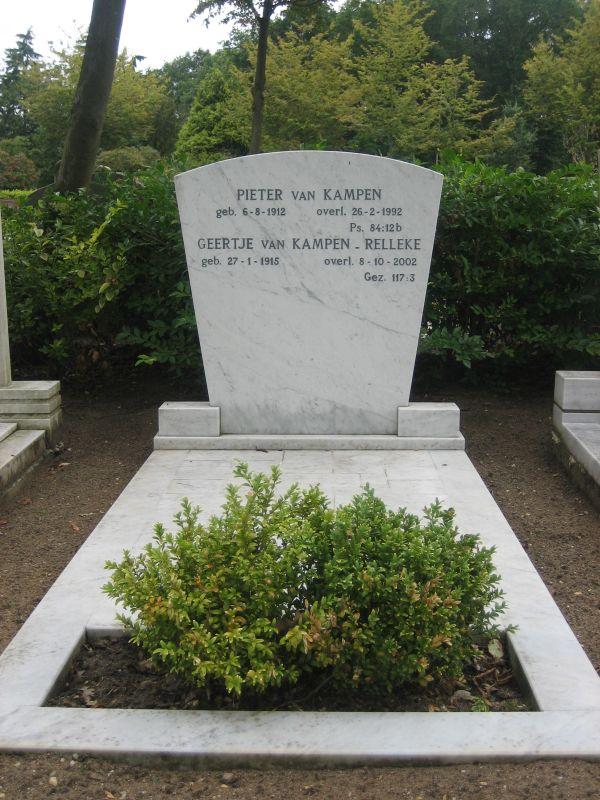 Zuiderhof cemetery, Hilversum