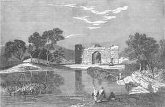 Husyn-Abdal 1850 (History of Pakistan) Tags: pindi hassan rawalpindi taxila mughals hassanabdal abdal wahgardens potohar khakars