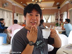 Food Bloggers event at Republic of Cavite restaurant, Trece Martirez, Cavite