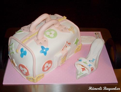 Pınar'ın Pastası :)