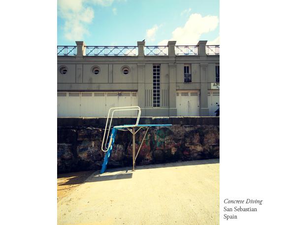 Concrete Diving