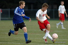 CC Tourney: Nixa Eagles Beat Greenwood Blue Jays in PK's