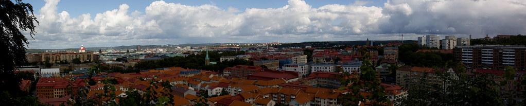 Gothenburg: A View From Skansen Kronan