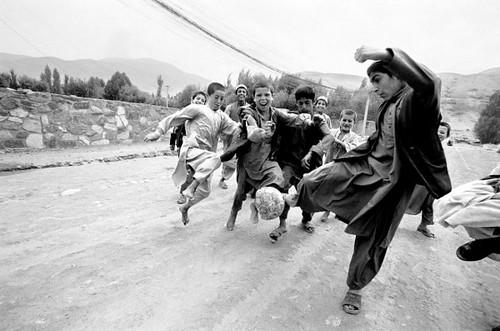 voetbal in Afghanistan