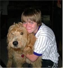 zach&crush (RandyTurner) Tags: boy dog love home smile zach pose fun happy shiningstar goodtimes hiddentreasure flickrhearts heartsaward diamondstars dazzlingshots flickrestrellas spiritofphotography