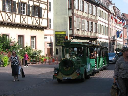 Colmar train by cindy