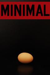 minimal (Cinica_mente) Tags: stilllife nikon italia flash egg nero uovo finaleligure caliceligure nital d80 18135mm strobist metz60ct1 regissebastiano