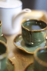 Wonderful green tea