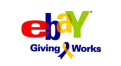 eBay Giving Works Logo