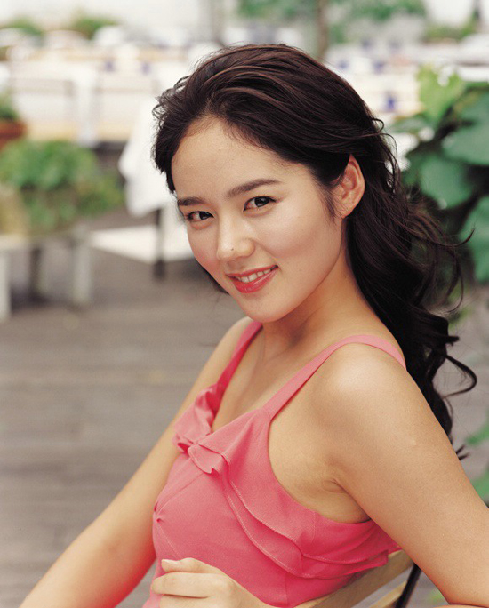 Korea star-Han Ga In (한가인)