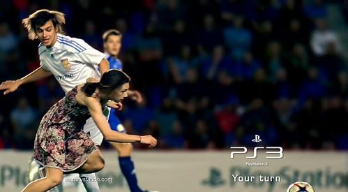 PlayStation Free Styler Finalist
