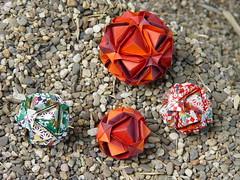 Japanese brocade 2 (Tagfalter) Tags: origami modular kusudama