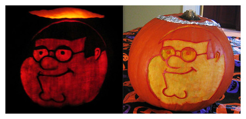 calabaza Peter Griffin