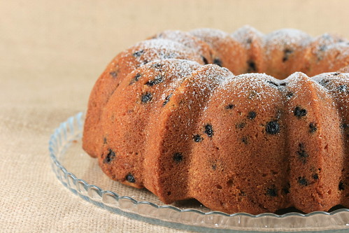 Blueberry-Buttermilk Bundt - I Like Big Bundts