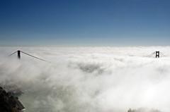 Sea of Fog1 (AMuljadi) Tags: sf sanfrancisco california morning bridge sea sun fog landscapes bluesky goldengatebridge marincounty d200 1870mm marinheadlands cokin nikkor1870mm gnd nikond200 anawesomeshot graduatednaturaldensityfilter