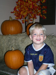 Halloween 09, soccer player
