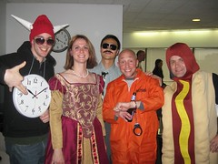 Marketing Costumes (unicacorp) Tags: halloween unica