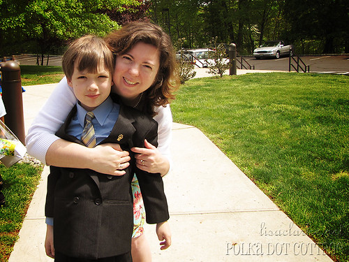 Bam! week 18 - Mother of a First Communicant