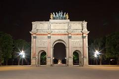 El Carrusel del Louvre (La ventana de Alvaro) Tags: street paris france caballo louvre francia pars arcodetriunfo carrusel afiaie