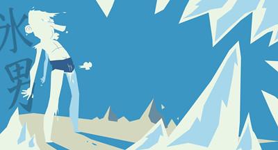 Ice Man Doodle_10min