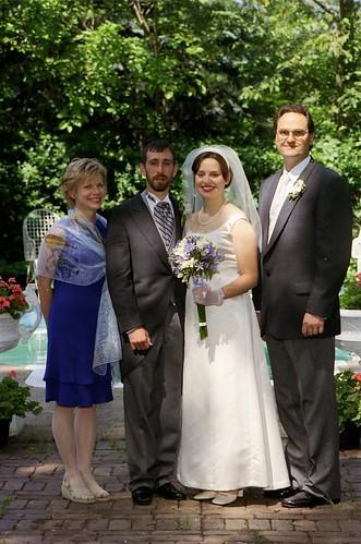 Fran, Yancy, Emily, Dave
