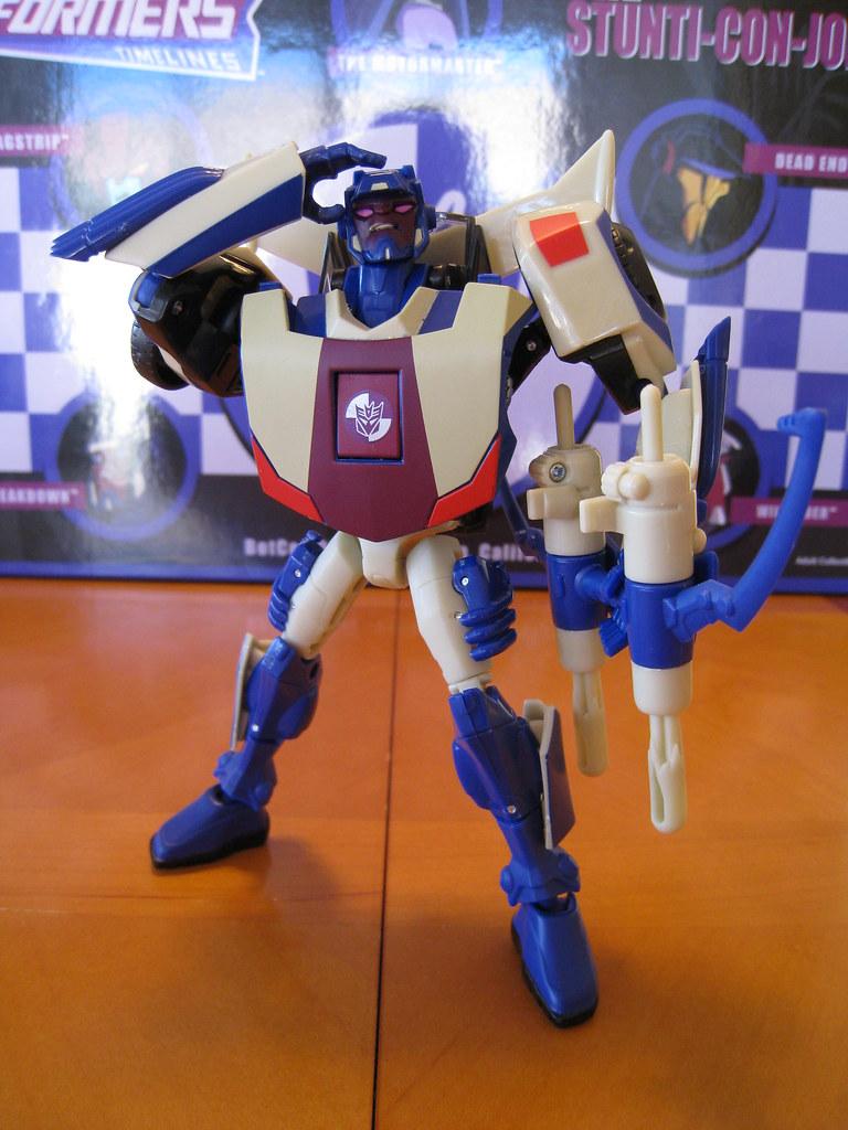 Breakdown - Robot mode