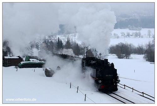 Fichtelbergbahn - 2017-04