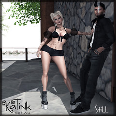KaTink - Still (Marit (Owner of KaTink)) Tags: katink my60lsecretsale secondlife sl salesinsl 60l 60lsales photography 3dphotography 3dworlds poses 2personposes