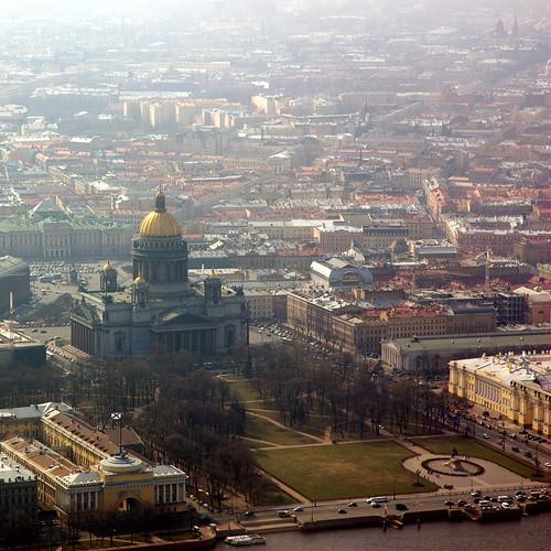 Санкт-Петербург, Россия ©  И. Максим
