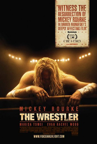 watched - the wrestler