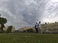 Skies Darken as FP Arrive