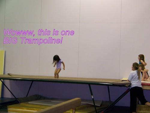 June 09 First Gymnastics Class  049