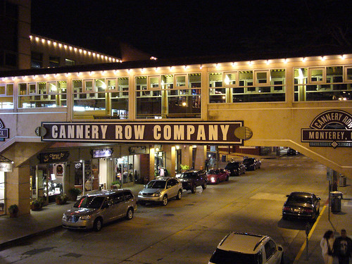 Cannery Row Company by Night