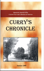 Curry's Chronicle 2009 Summer